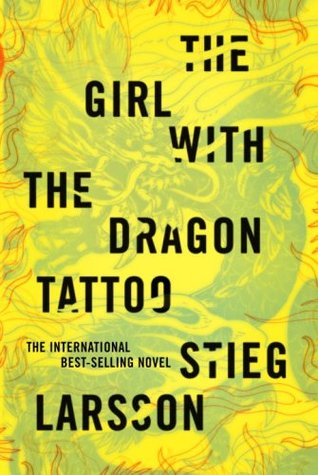 Stieg Larsson, The girl with the dragon tattoo