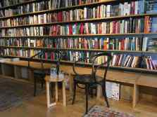 Muse bookshop