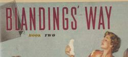 Blandings Way, Book Two, magazine header