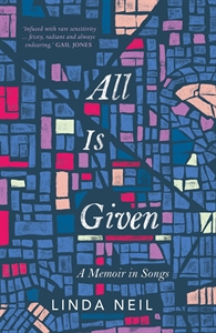 Linda Neil, All is given, cover