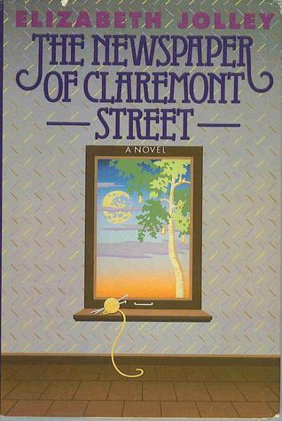 Elizabeth Jolley, The newspaper of Claremont Street