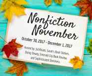 Nonfiction November 2017 banner