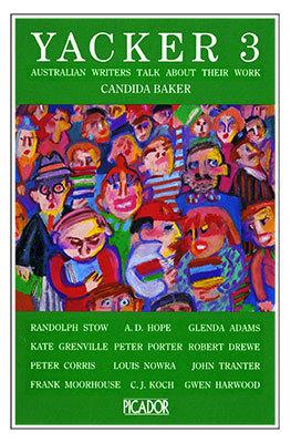 Candida Baker, Yacker 3