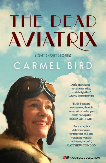 Carmel Bird, Dead aviatrix