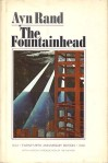 Ayn Rand, The fountainhead
