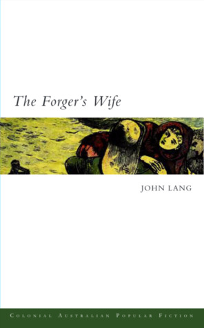 John Lang, The forgers wife