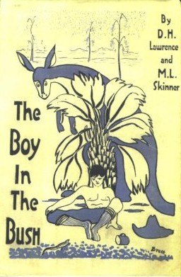 DH Lawrence, ML Skinner, The boy in the bush