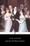 Jane Austen, Lady Susan, The Watsons, Sanditon