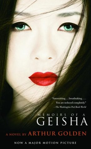 Arthur Golden, Memoirs of a geisha