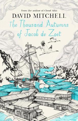 David Mitchell, The thousand autumns of Jacob de Poet