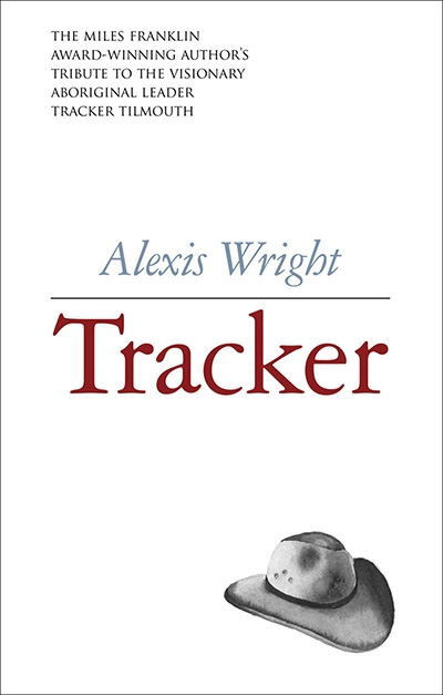 Alexis Wright, Tracker