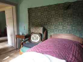 Goethe's bed, Goethe House, Weimar