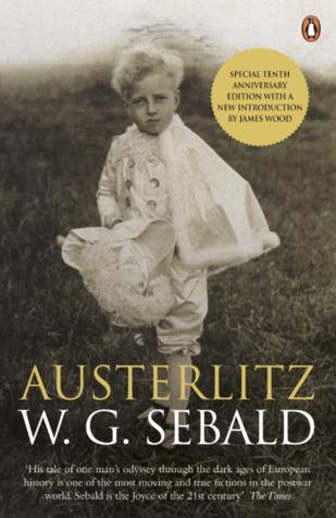 WG Sebald, Austerlitz