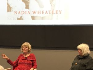 Nadia Wheatley, Marion Halligan,