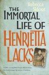 Rebecca Skloot, The immortal life of Henrietta Lacks