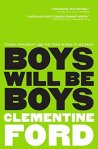 Book cover of Clementine Ford's Boys will be boys