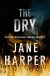 Book cover of Jane Harper's The Dry