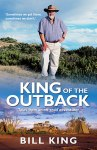 Bill King, King of the Outback, Cover