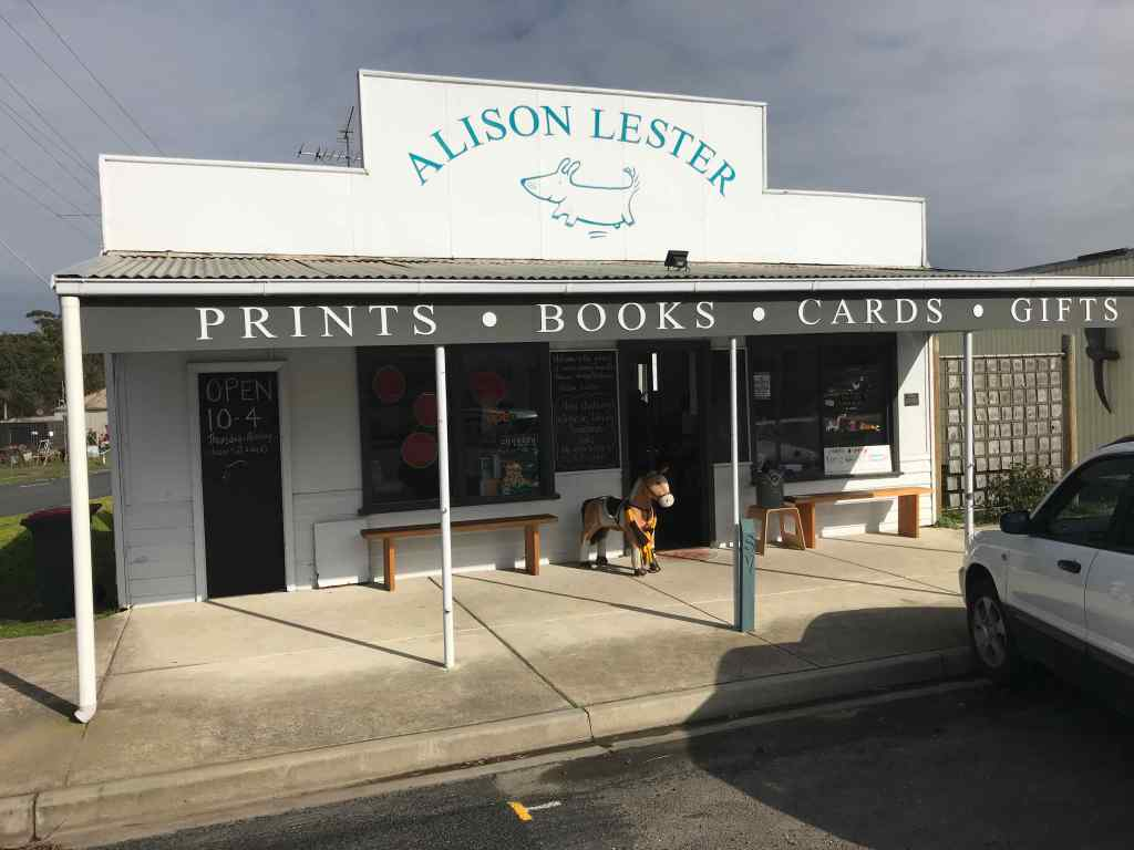 Alison Lester Gallery