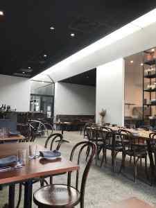 Lamsheds Restaurant, Yarralumla